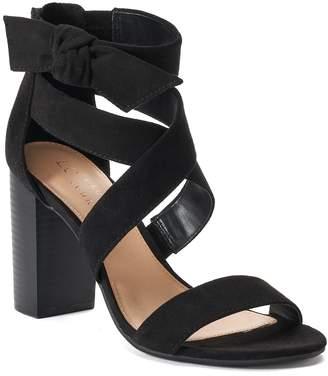 Lauren Conrad Girlfriend Women's High Heel Sandals
