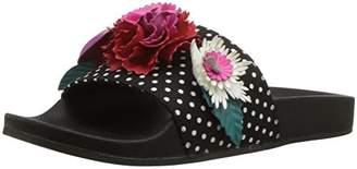 Betsey Johnson Women's Penny Slide Sandal
