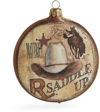 Harrods Cowboy Hat Decoration