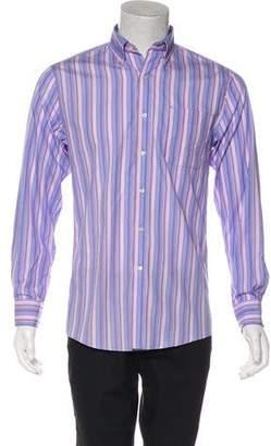 Tommy Hilfiger Striped Dress Shirt w/ Tags