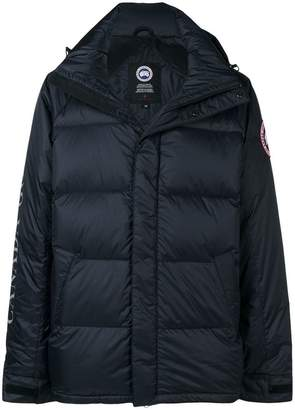 Canada Goose oversized padded jacket
