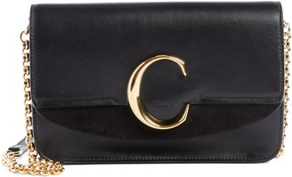 Chloé Mini Leather Shoulder Bag