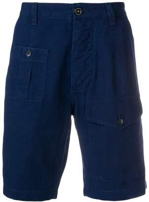 Denham Jeans six-pocket shorts