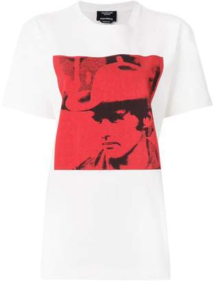 Calvin Klein x Andy Warhol Foundation Dennis Hopper T-shirt