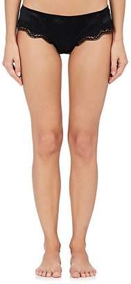Dolce & Gabbana Women's Silk-Blend Satin Briefs