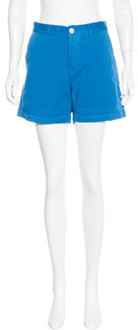 3x13x1 Denim Mini Shorts
