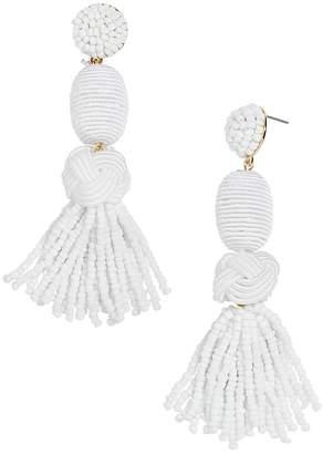 BaubleBar Sandriana Tassel Drop Earrings