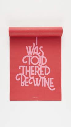 ban.do Wine Yoga Mat