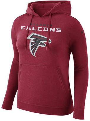 Nike Women Atlanta Falcons Club Pullover Hoodie