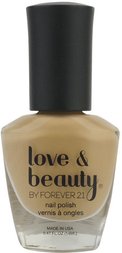 Forever 21 Love 21 Taupe Nail Polish