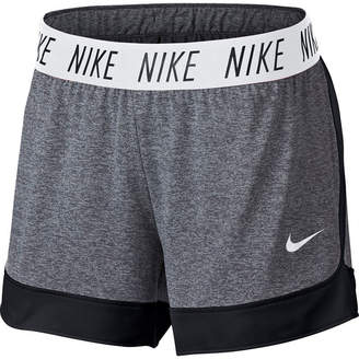 Nike Womens 4 Workout Shorts-Juniors