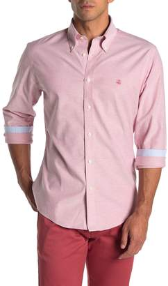 Brooks Brothers Solid Regular Fit Shirt