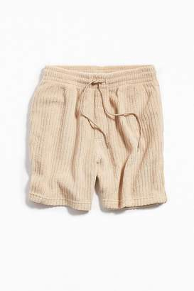 Urban Outfitters Lucian Drop Needle Terry Short