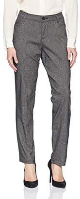 Lee Women's Petite Relaxed Fit All Day Straight Leg Pant
