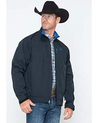 430f5fb74ac Cinch Men s Bonded Softshell Jacket with Concealed Carry Pockets