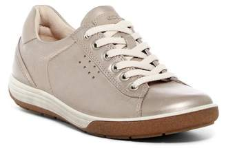 Ecco Chase II Tie Leather Sneaker