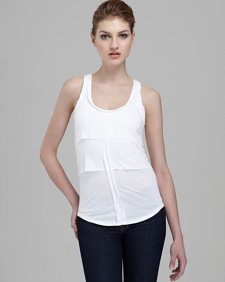 Marc by Marc Jacobs Tank - Beals Jersey