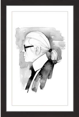 Karl Lagerfeld Wall Art