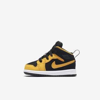 Jordan Air 1 Mid Infant/Toddler Shoe