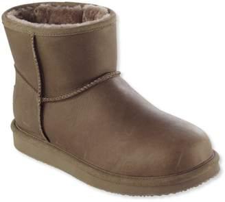 L.L. Bean L.L.Bean Wicked Good Shearling Boots, Low