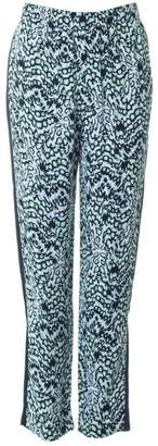French Connection Leopard Moth Crepe Pants
