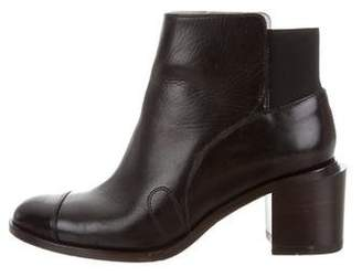 Band Of Outsiders Leather Ankle Boots