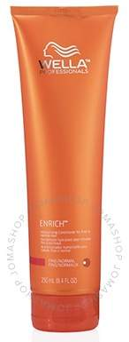 Enrich by Wella Moisturizing Conditioner For Fine / Normal Hair 8.4 oz (250 ml)