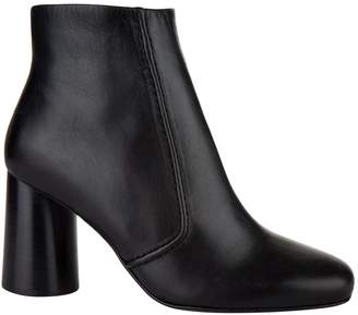 Claudie Pierlot Leather Ankle Boots 80