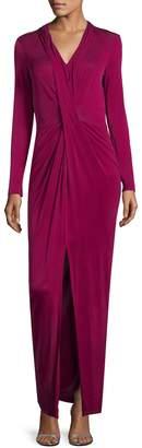 Three Dots Women's Jersey Maxi Dress