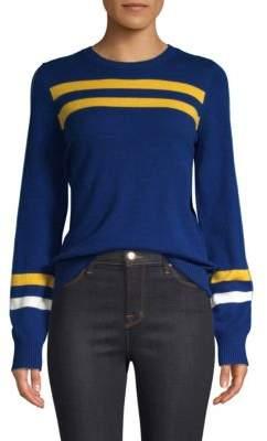 Rebecca Minkoff Marlowe Striped Wool& Cashmere Sweater