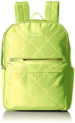 Vera Bradley Women's Preppy Poly Large Backpack