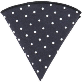 Alexander Olch Polka Dot Printed Canvas