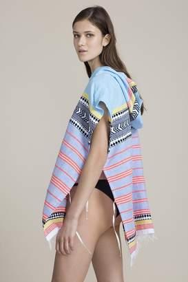 Lemlem Sofia Hooded Cover-Up