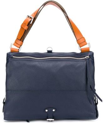 Maison Margiela foldover top shoulder bag