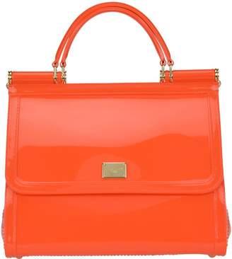 eb92858547 Dolce   Gabbana Semi-transparent Rubber Sicily Handbag