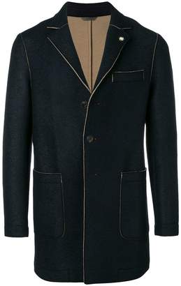 Manuel Ritz single-breasted coat