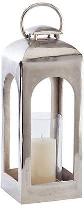 "Napa Home 24"" Isabella Lantern - Silver"