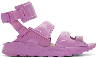 Nike Purple Air Huarache Gladiator Sandals
