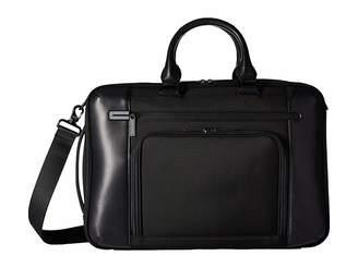 Zero Halliburton Profile Series - Large Three-Way Briefcase