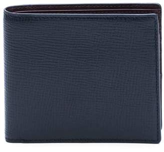 Faire Leather Co. Specter Cg Trifold Wallet Navy