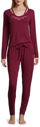 Flora Nikrooz Flora By 2-pc. Pant Pajama Set
