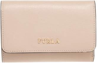 Furla Babylon Small Tri-Fold Saffiano Purse