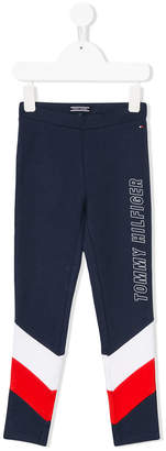 Tommy Hilfiger Junior double stripe casual trousers