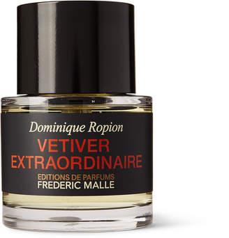 Frédéric Malle Vetiver Extraordinaire Eau de Parfum - Pink Pepper, Haitian Vetiver, Sandalwood, 50ml - Men - Colorless