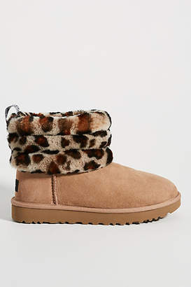 UGG Quilted Leopard Boots