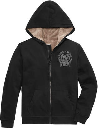 Epic Threads Big Boys Full-Zip Fleece-Lined Hoodie