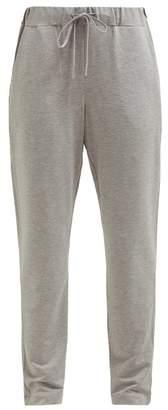 Hanro Balance Jersey Pyjama Trousers - Womens - Grey