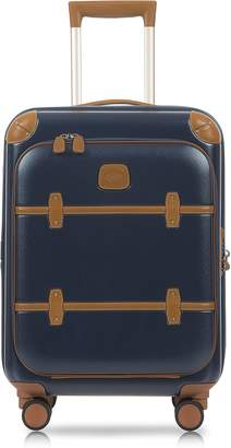 Bric's Bellagio Business V2.0 21 Blue-Tobacco Carry-On Spinner