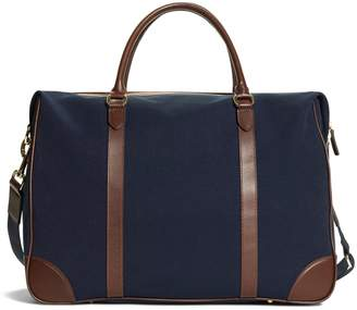 Brooks Brothers Canvas Duffle Bag