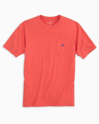 DAY Birger et Mikkelsen Southern Tide Embroidered Outline Skipjack Pocket T-shirt